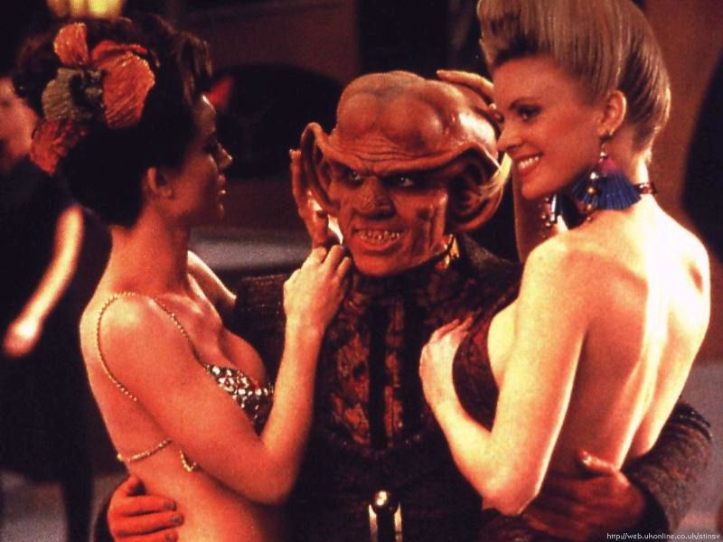 Quark Star Trek Quark Dabogirls